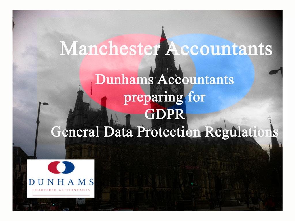 Manchester-Accountants-Dunhams-preparing-for-GDPR-May-2018