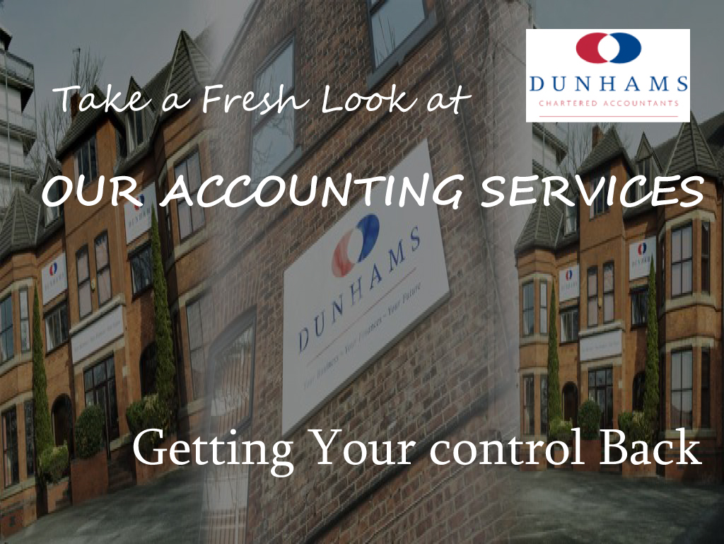Accounting Services take a fresh look