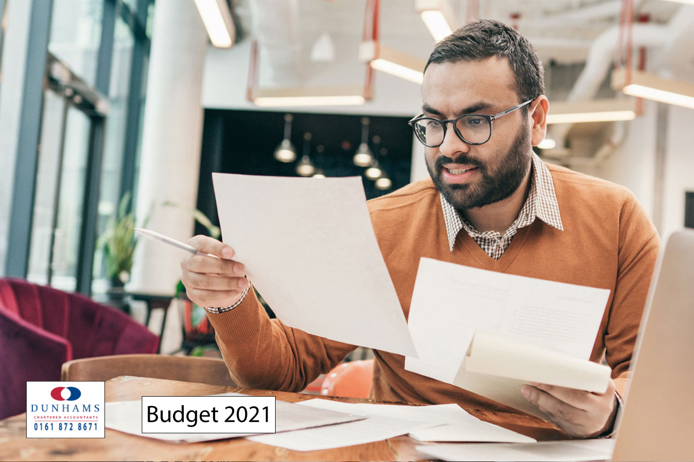 Dunhams Budget Review 2021 - Personal Tax Overview.